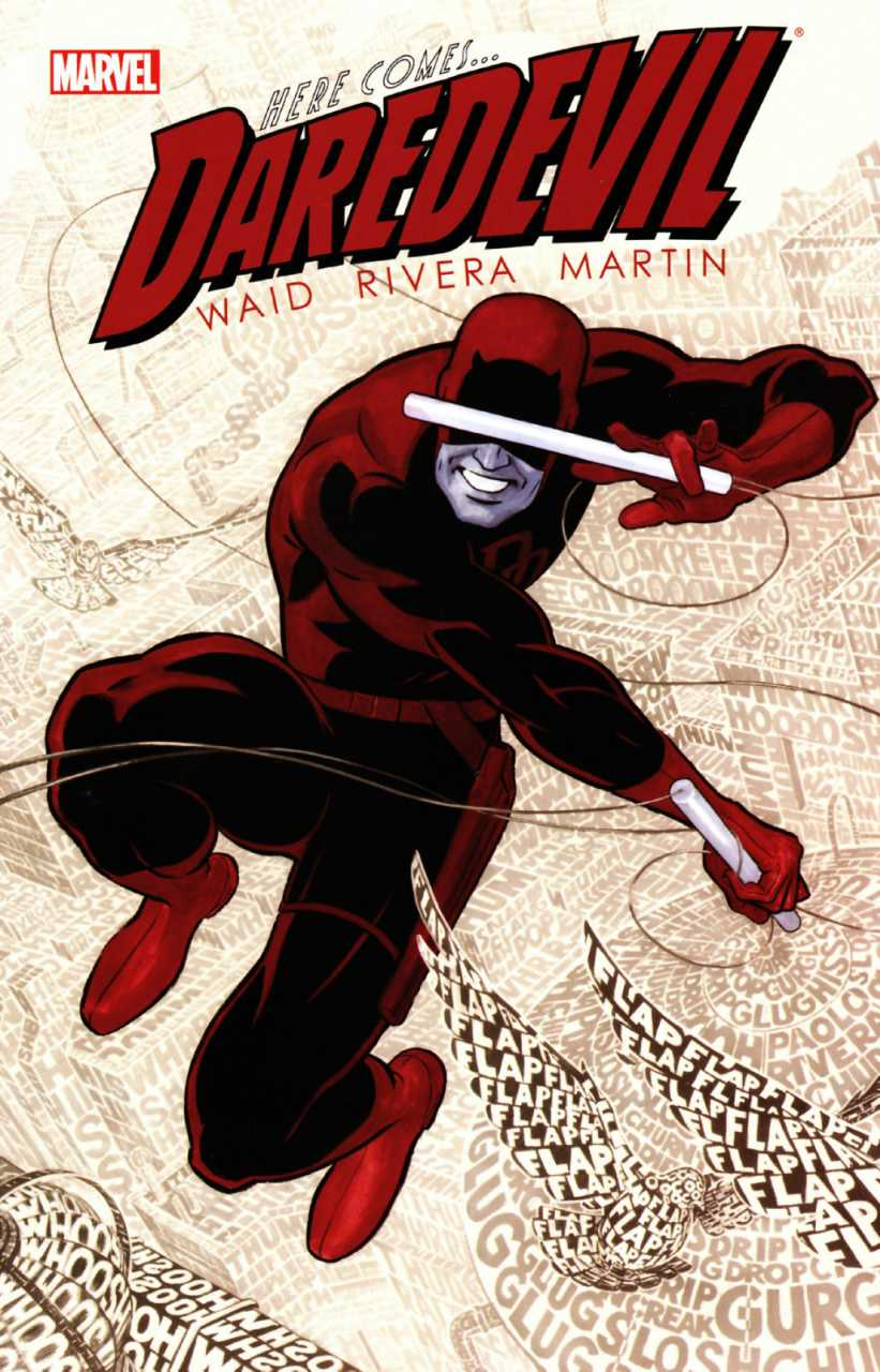 Daredevil Vol. 1 cover